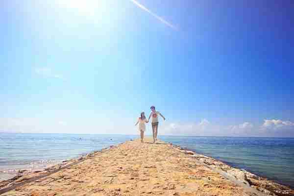带着婚纱去旅行之巴厘岛旅游婚纱摄影